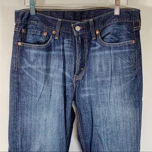Levis 514 Jeans Straight Fit Medium Wash